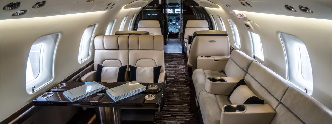 private jet tours hire